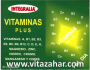 VITAMINAS PLUS INTEGRALIA 30 Caps.